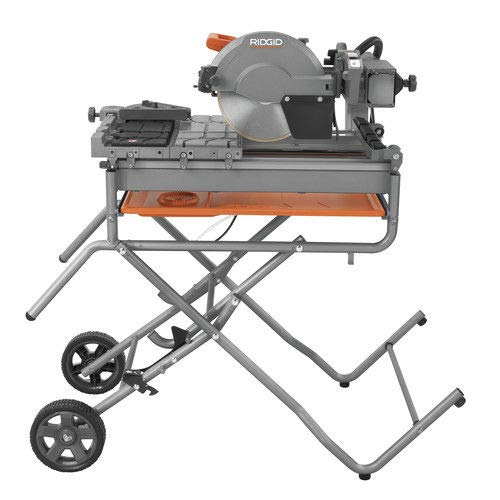 Top 10 Ridgid Wet Tile Saws Of 2018 No Place Called Home