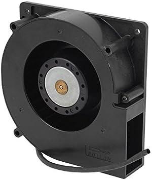DealMux Turbina Negro DC sin escobillas de refrigeración del ...