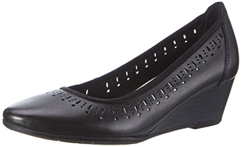 discount exclusive sale cheap prices MARCO TOZZI premio Women's 22500 Wedges Black (Black 001) buy cheap really byRnc3