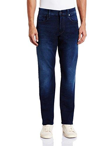 Raw Blue Mens Jean - 8
