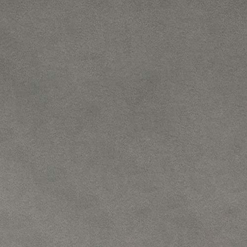 - Minky Plush Solid Charcoal Gray Fabric by the Yard