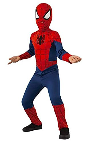 Rubie's Costume Co. Deluxe Ultimate Spider-Man Costume - Small -