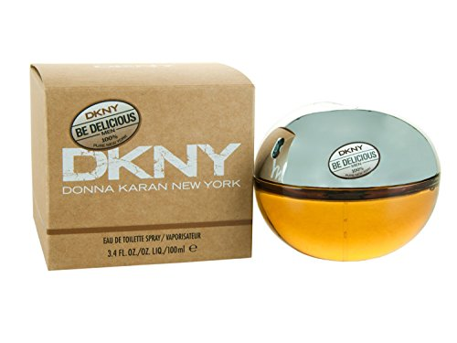 DKNY Be Delicious By Donna Karan For Men, Eau De Toilette Spray, 3.4-Ounces