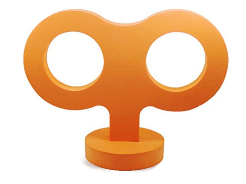 VW Beetle Orange Wind Up Key]()