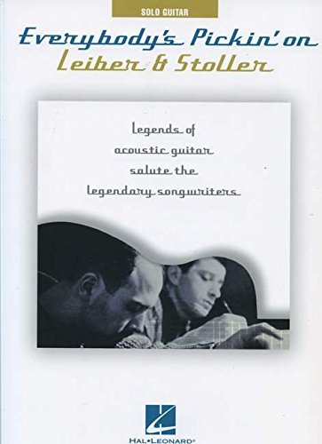 Everybody's Pickin' on Leiber & Stoller: Legends of Acoustic Guitar Salute the Legendary Songwriters (Solo Guitar)