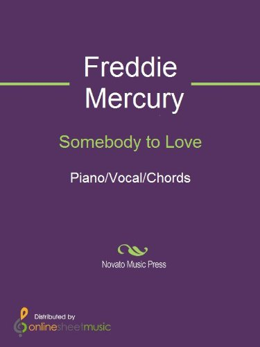Somebody to Love - Kindle edition by Freddie Mercury, Queen. Arts ...