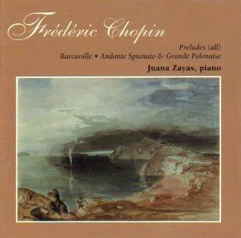 Chopin: Preludes All Barcarolle P Spianato Grand Bombing free shipping Andante Max 50% OFF