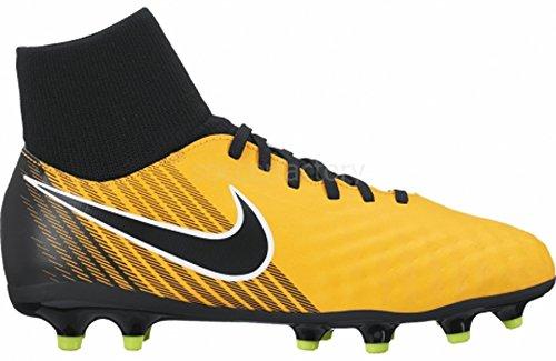 Nike Jr. Magista Onda Ii Dynamic Fit Fg, Botas de Fútbol Unisex Niños LASER ORANGE/BLACK-WHITE-VOLT