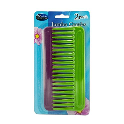 Salon Collections BE150 Jumbo Comb Set Case of 144 by salon collections