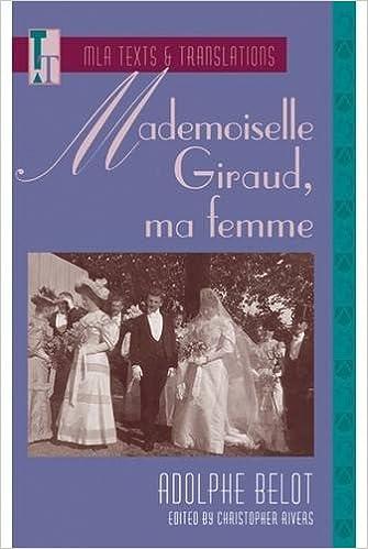 Descargar Libros En Ingles Fre-mademoiselle Giraud Ma Fem Libro Epub
