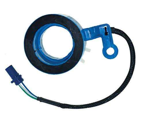 (Johnson Evinrude 2 Cylinder Timer Base 50 Hp 2000 - 2005 Model Elect Start 2 STK, 2 Cyl WSM 133-5386 OEM# 175386)