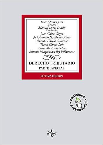 Derecho - Biblioteca Universitaria De Editorial Tecnos: Amazon.es: Isaac Merino Jara, Manuel Lucas Durán, Juan Calvo Vérgez, José Antonio Fernández Amor, ...