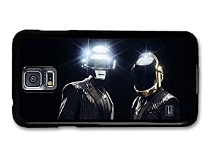 Wholesale diy case Accessories Daft Punk Shining Helmets Outfit case for Samsung Galaxy S5