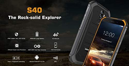 2019】DOOGEE S40 (3GB+32GB) 4G Android 9.0 Sólido Móvil Libre Robusto: Amazon.es: Electrónica