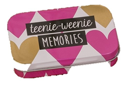 Really Good- 'Teenie- Weenie Memories' Small Tin