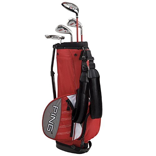 PING Moxie Junior Golf Club Set Ages 6-7, Right Hand