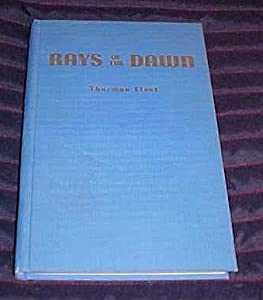 Hardcover Rays of the Dawn : Laws of the Body Mind Soul Book