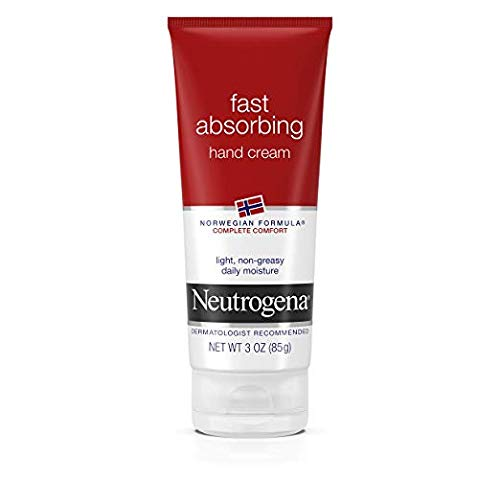 Neutrogena Norwegian Formula Fast Absorbing Hand Cream, 3 Oz
