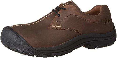 KEEN Men's Boston III Shoe, Cascade Brown, 12 M US ()