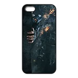 thief iPhone 5 5s Cell Phone Case Black Tribute gift pxr006-3906628