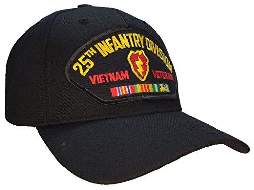 US Army 25th Infantry Division Vietnam Veteran Hat