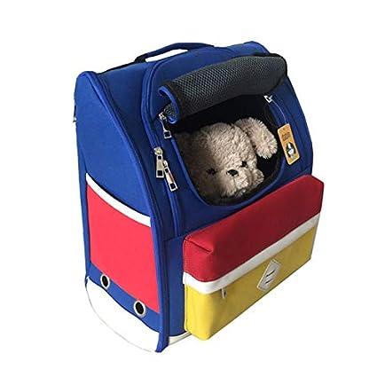 MHO Transportín Perro Gato Bolsa de Transporte para Mascotas Bolso de Hombro para Perros Gatos,