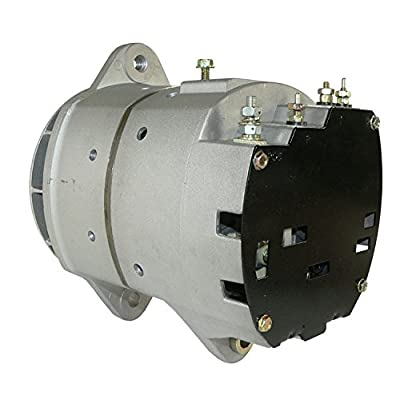 DB Electrical ADR0330 New Alternator For Cummins 1998-2004, Kenworth Truck, Peterbilt, Volvo, Ford, Freightliner Argosy Classic, International, Mack, Western Star D8700016 3675232NW 10459450 10459606 10459609: Automotive