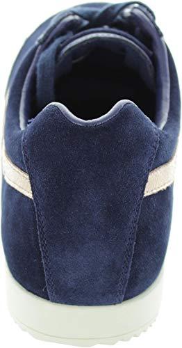 Mirror Sneaker Harrier Navy Gold Gola Donna rose wq4dawE5