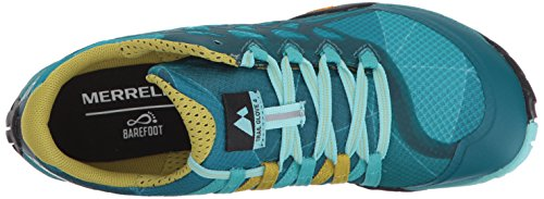 4 Shoe Running Merrell Baltic Women's Trail Glove 6qAEOwFxnf