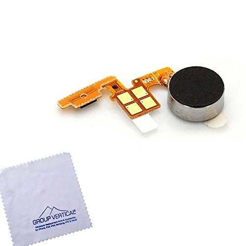 Group Vertical Replacement Vibration Motor with Flex Ribbon Cable for Samsung Galaxy Note 3 N900