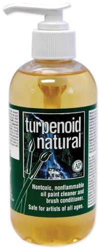 (Natural Turpenoid W/Pump Dispenser-8oz)