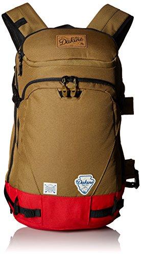 Heli Brown Backpack Pro Dakine Men's 6PWCvq77