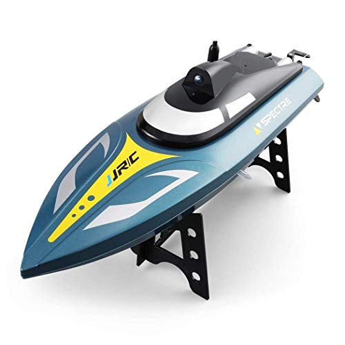 IDS Home Waterproof WiFi FPV RC Boat Support VR 720P HD Camera - Baby Blue