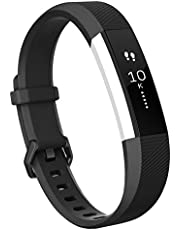 for Fitbit Alta HR Bands, Vancle Classic Accessory Band Replacement Wristband Strap for Fitbit Alta HR 2017 / Fitbit Alta 2016 Small Large