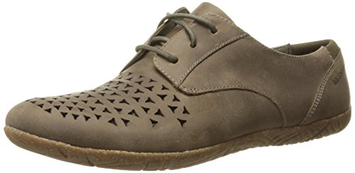Merrell Donna Mimix Cheer Casual Lace-up Taupe