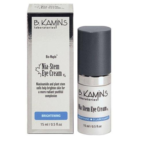 B. Kamins Nia-Stem Eye Cream, 0.5 Ounce - Kamins Eye Care