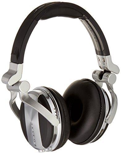 Pioneer HDJ-1500-S Professional DJ Headphones - Deep Silver ()