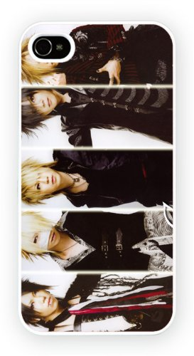 The Gazette Japan Band1, iPhone 5C, Etui de téléphone mobile - encre brillant impression
