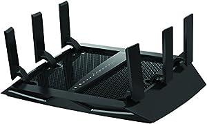 Amazon.com: NETGEAR R7900-100NAS Nighthawk X6 AC3000 Smart Wi-Fi ...