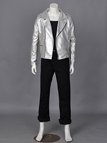 (Procosplay)x-men: Days of Future Past Quicksilver Cosplay Costume Jacket (X Men Days Of Future Past Costumes)