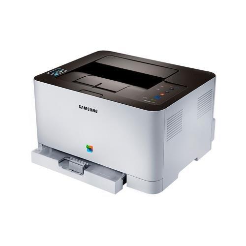 Samsung SL-C410W Color Laser - Samsung Xpress C410W Color Laser Printer (19 ppm Mono/4 ppm Color) (300 MHz) (32 MB) (8.5