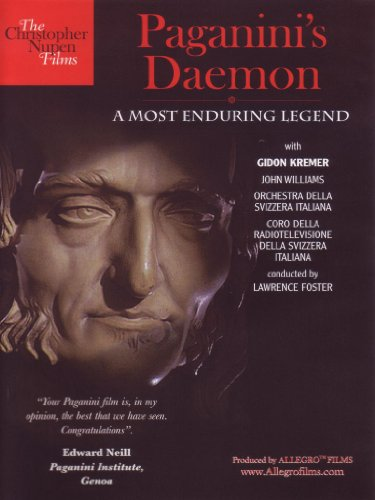 Paganini's Daemon: Most Enduring Legend for sale  Delivered anywhere in USA