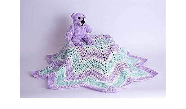 Crochet Spot » Blog Archive » Crochet Pattern: Teddy Bear Security ... | 350x600