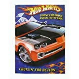 Hot Wheels Giant Coloring and Activity Books, , 0766606767