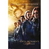 (24x36) The Mortal Instruments City Of Bones (Chosen) Poster