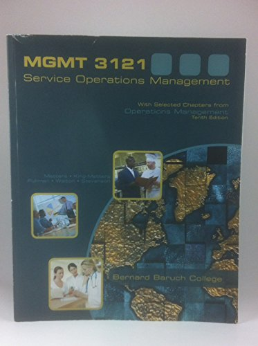 service management baruch - 3