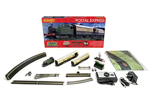 Hornby Postal Express Train Set by Hornby (Hornby Train Sets)