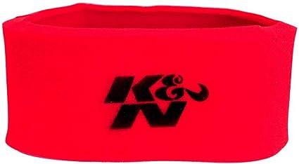 K & N 25 – 2587 Filtro de Aire Espuma Wrap Coche y Moto: Amazon.es ...