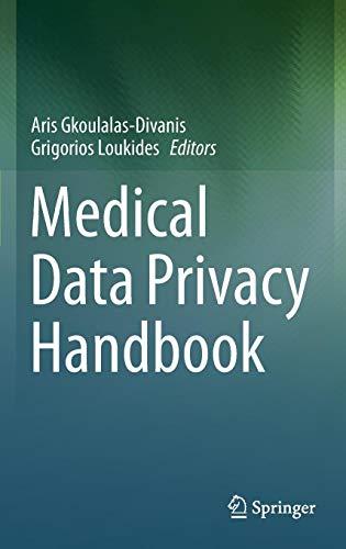 Medical Data Privacy Handbook