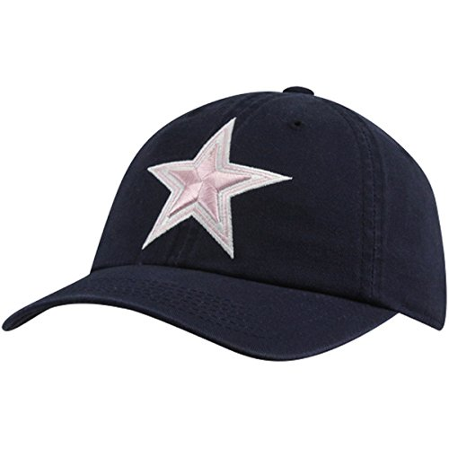 Dallas Cowboys Women's Rush Ladies Adjustable Slouch Cap (Womens Adjustable Slouch Cap)